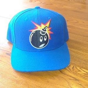 The Hundreds snapback hat
